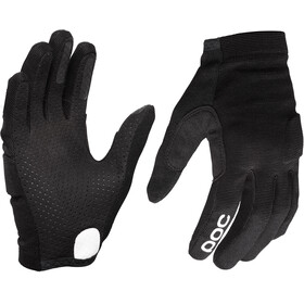 POC Essential DH Gloves uranium black